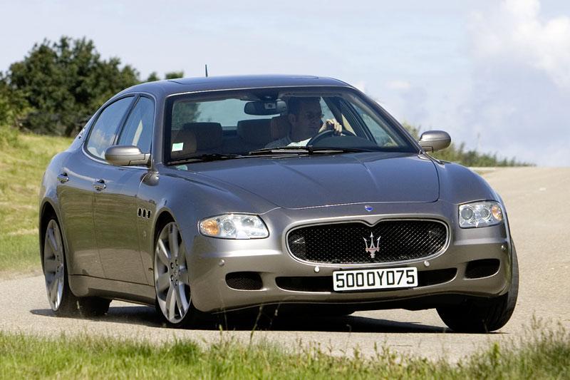 Maserati Quattroporte Executive GT (2007)