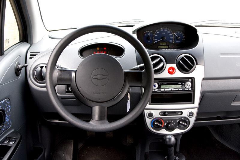 Chevrolet Matiz 0.8 Style (2007) Autotest - AutoWeek.nl