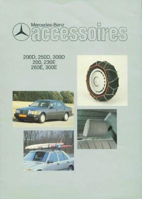 Mercedes-benz  200 D,250 D,300 D,200,230 E,260 E,3