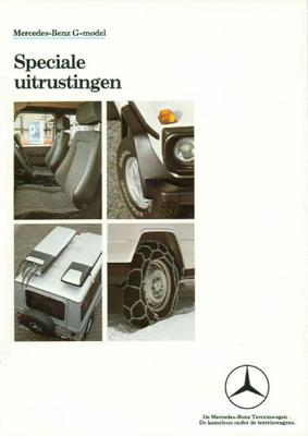 Mercedes-benz 240gd,230ge,300gd,280ge Terreinwagen