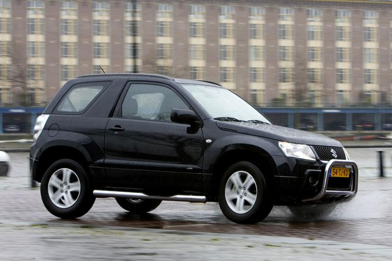 Suzuki Grand Vitara 1.6 Exclusive (2007)