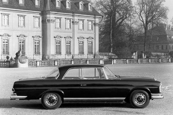 Mercedes-Benz 300 SE, 1961