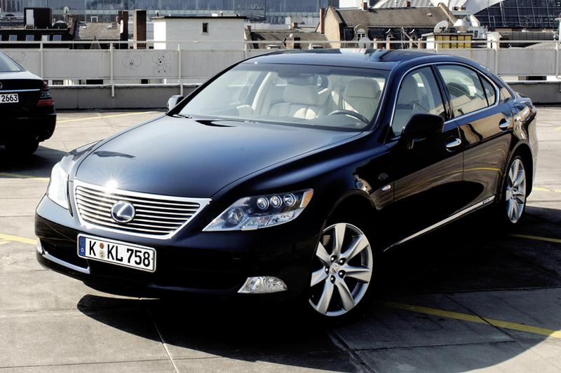 Lexus LS 600h President (2008)