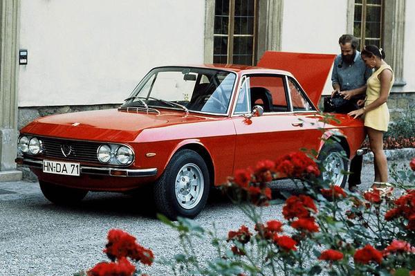 Lancia Fulvia 1e serie 1963 - 1964