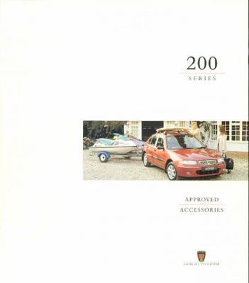 Rover Rover 200 216 Sli