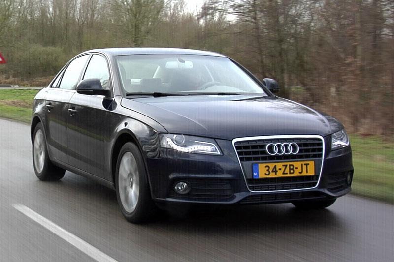 Audi A4 2.0 TDI 143pk (2008)