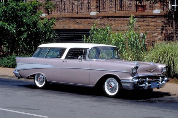 Chevrolet Nomad - 1957
