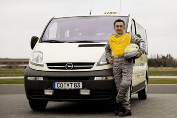 Schumachers taxichauffeur krijgt rijtraining