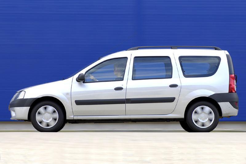 Dacia Logan MCV 1.6 16V Lauréate (2007)