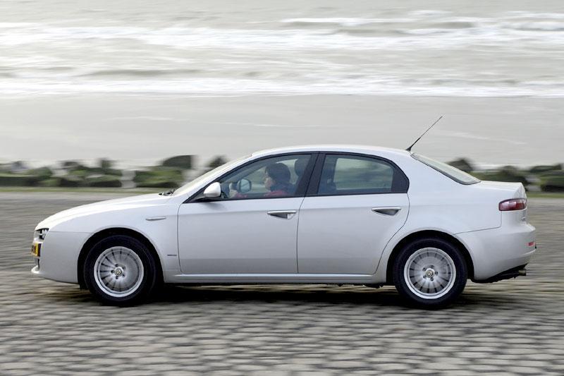 Alfa Romeo 159 1.8 mpi Business (2007)
