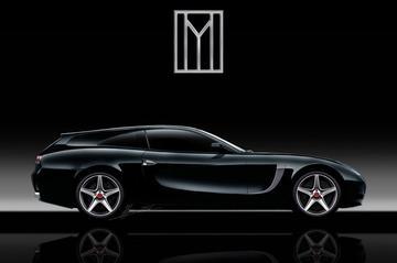 Vandenbrink durft: een Ferrari stationwagon