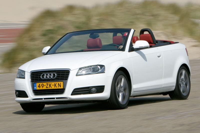 Audi A3 Cabriolet 2.0 TFSI Ambition (2008)