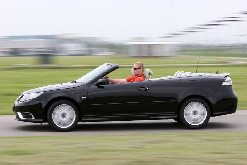 Saab 9-3 Cabriolet 2.0 Turbo Aero (2008)