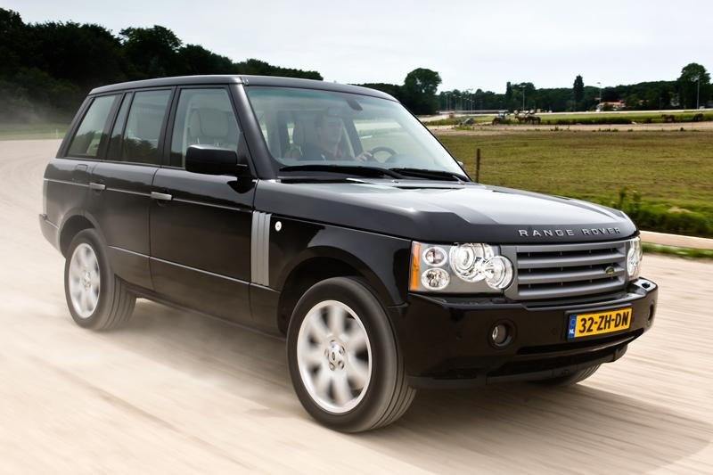 Land Rover Range Rover TDV8 Vogue (2008)