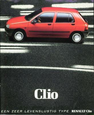Renault Clio Rl,rn,rt