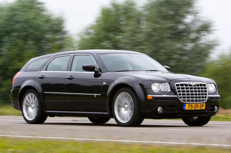 Chrysler 300C Touring 3.0 CRD SRT Design (2008)