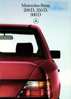 Mercedes-benz  200d,300d,250d