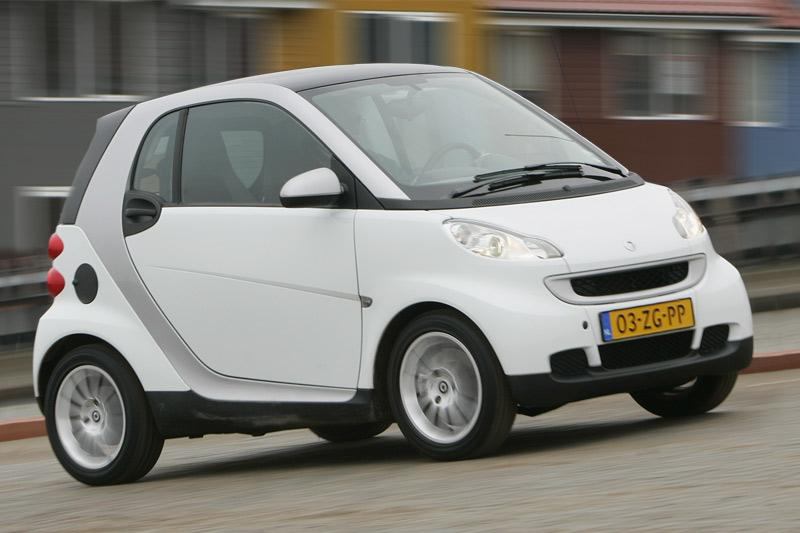 Smart Fortwo MHD 52 kW Coupé (2009)