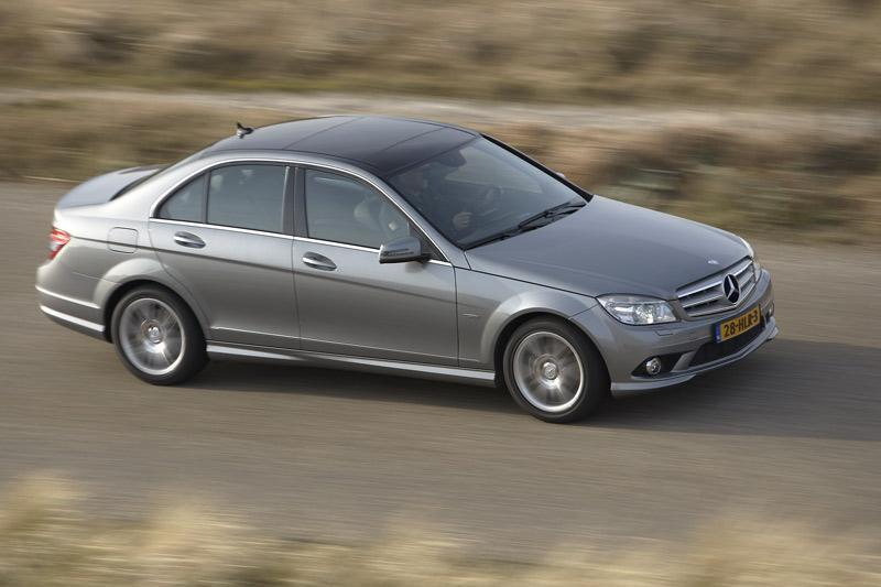 Mercedes-Benz C 250 CDI (2009)