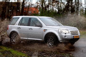 Land Rover Freelander 2 TD4 2.2 HSE (2008)