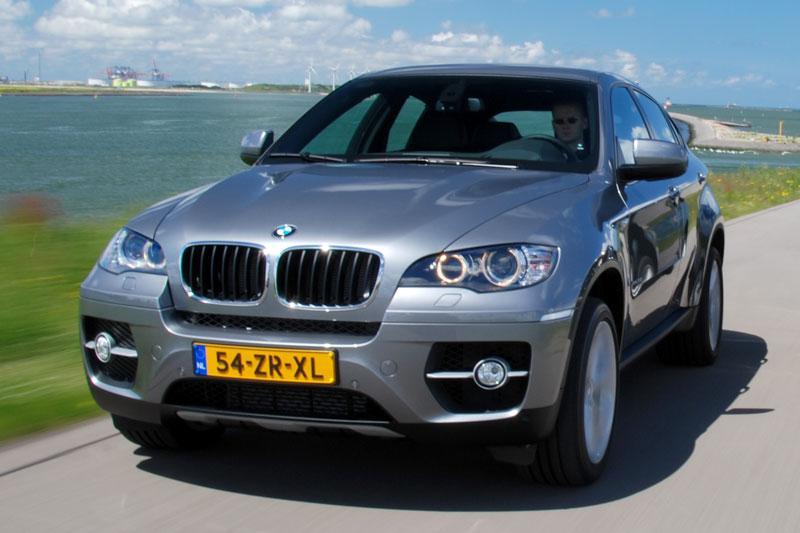 BMW X6 xDrive35i High Executive (2008)
