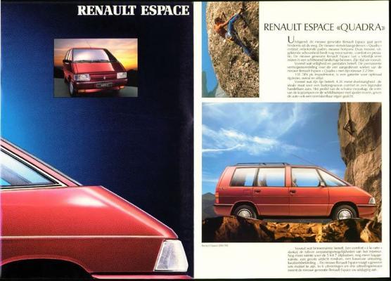 Renault Espace,espace Quadra Txe,2000gtx,u9,turbod