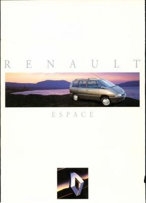 Renault Espace Rxe,v6i,rt,2.2i,rn,2.1dt