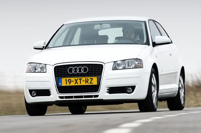 Audi A3 1.9 TDIe Attraction (2008)
