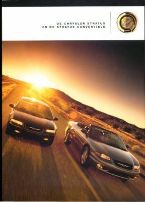 Chrysler Stratus,stratus Convertible Le