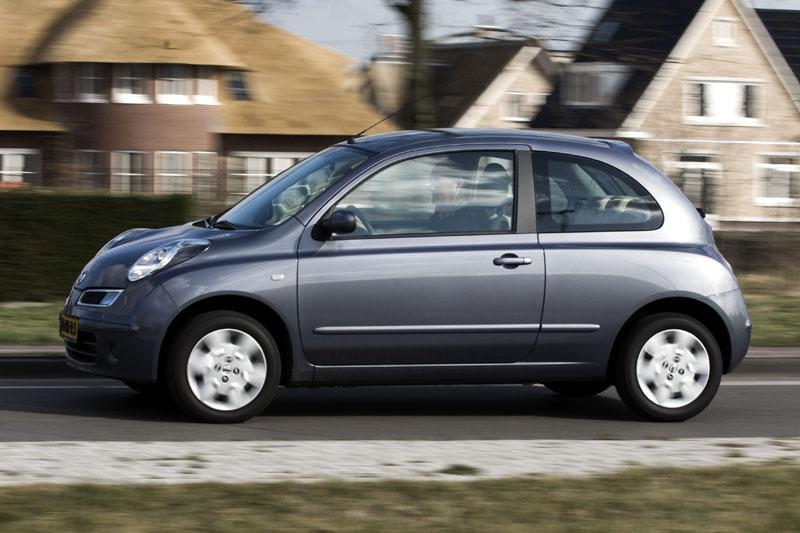 Nissan Micra 1.2 80pk Acenta (2008)