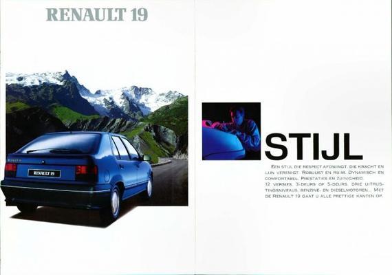 Renault  19,gtr,gts,gtx,gtd,txe