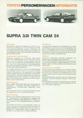 Toyota Supra Twin Cam 24