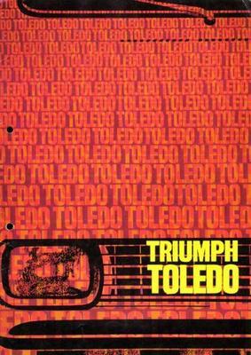 Triumph Toledo Tc,
