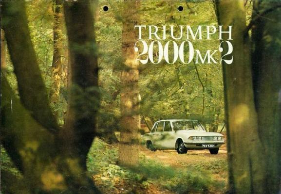 Triumph 2000 Mk2