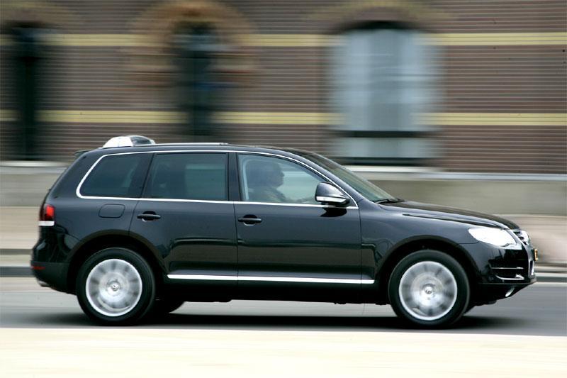 Volkswagen Touareg 3.0 V6 TDI (2007)