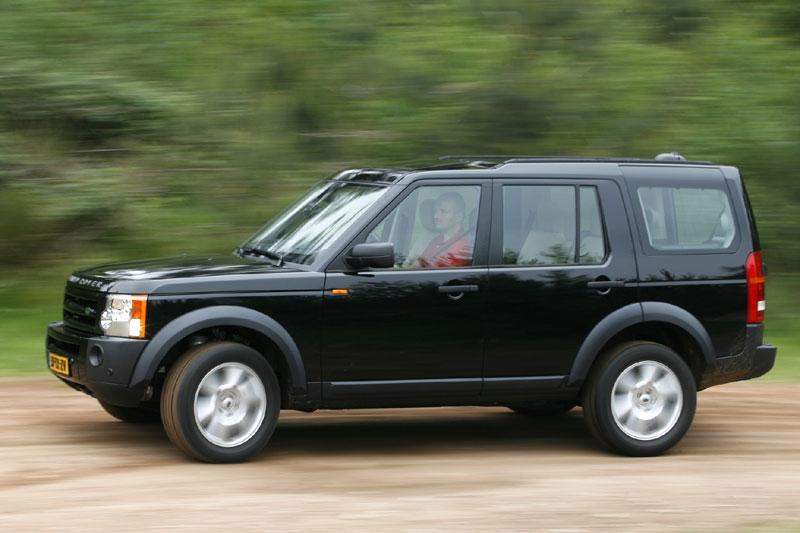Land Rover Discovery 2.7 TdV6 HSE (2007)