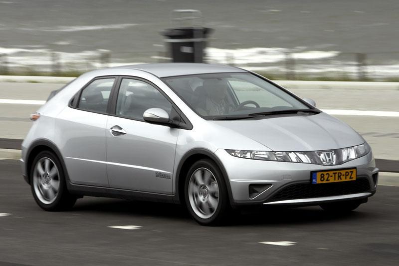 Honda Civic 1.8i VTEC Comfort (2007)