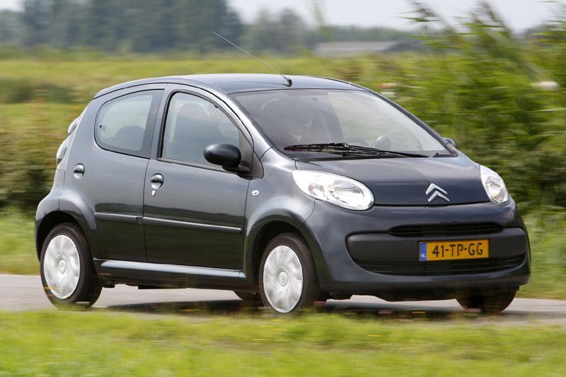 Citroën C1 1.0i Ambiance (2007)