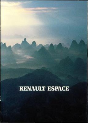 Renault Espace,espace Quadra Rxe,v6i,rt,2.2i,2.1dt