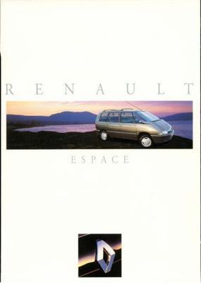 Renault Espace,espace Quadra Rn 2.2i,2.1dt,rt,v6i,