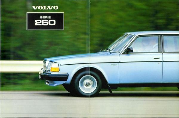Volvo Volvo 260 264,265,gl