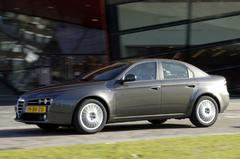 Alfa Romeo 159 2.2 JTS Progression