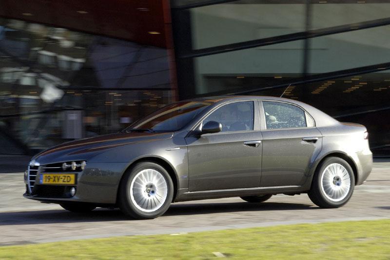 Alfa Romeo 159 2.2 JTS Progression (2008)