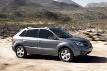 Renault SUV't mee met Koleos