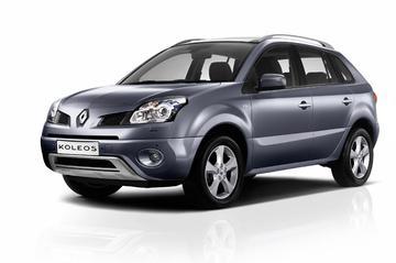 Renault Koleos geprijsd