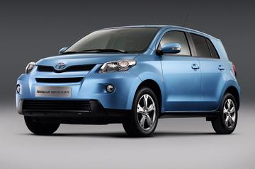 Kleinere Toyota SUV: Urban Cruiser