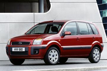 Ford Fusion 1.6 16V Futura (2008)