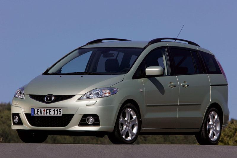 Mazda 5 1.8 Executive (2008)