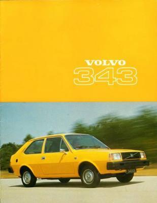 Volvo 343 L,dl