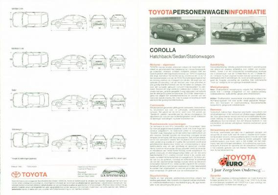 Toyota Corolla Gts,hatchback,spirit